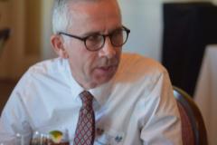 Guest speaker, Dr. Howard Keeley